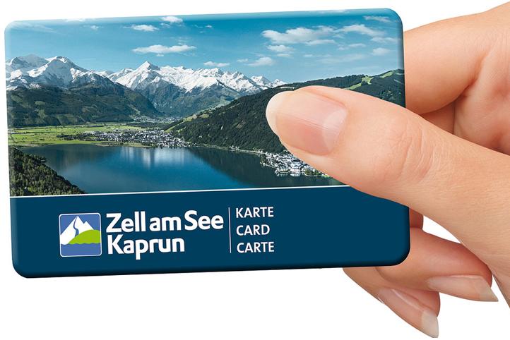 Zell am See Kaprun Card