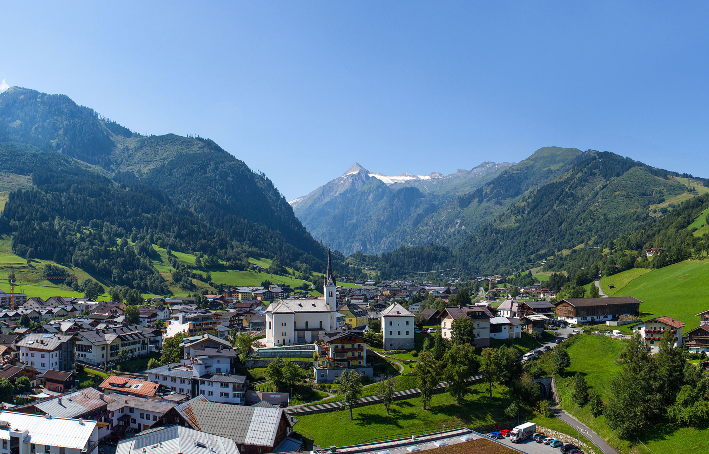 Summer offers from the holiday region of Kaprun