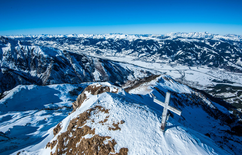Gipfelkreuz Imbachhorn